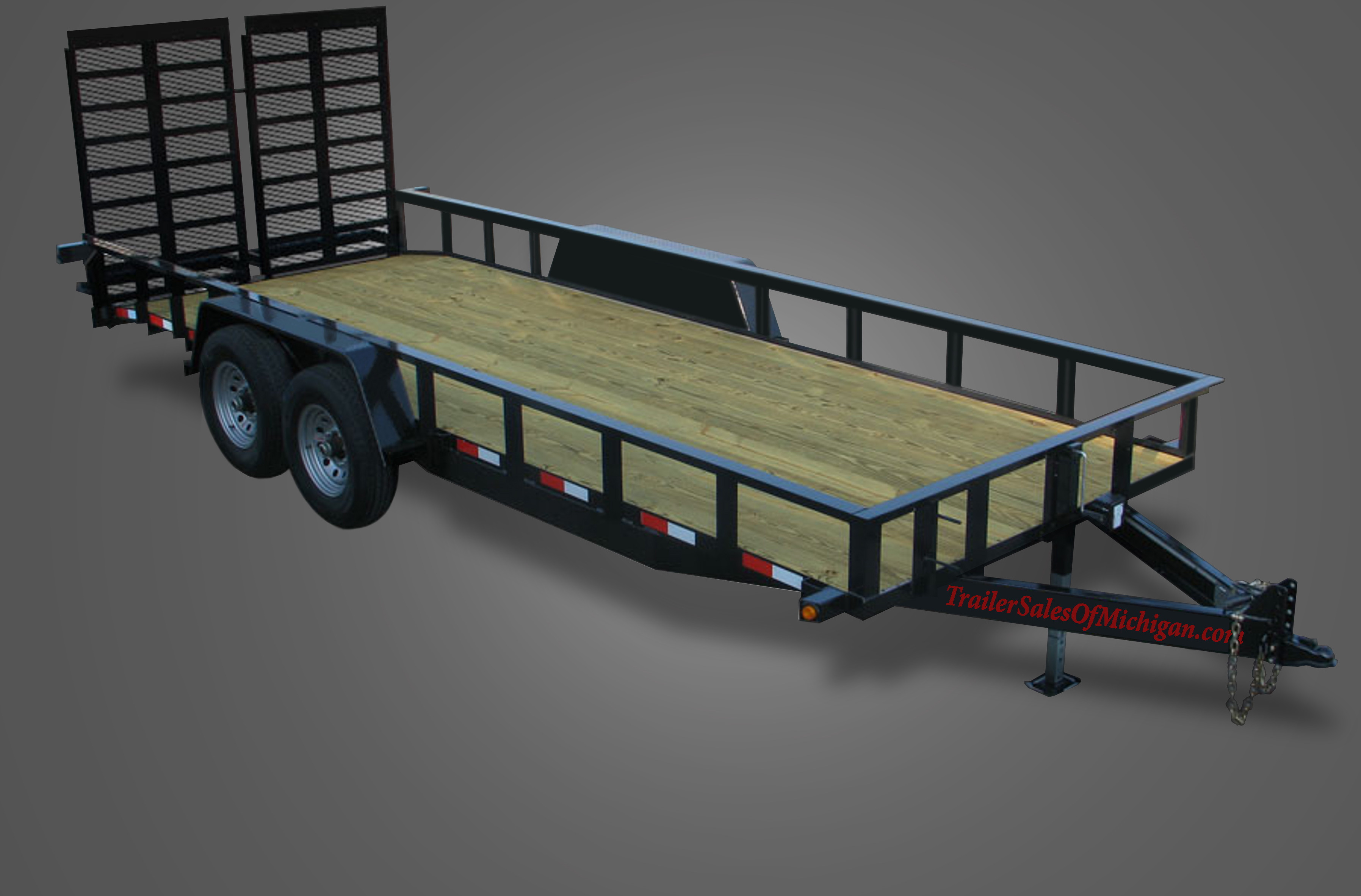 Tandem Axle Utility Trailers By Trailer Sales Of New York
