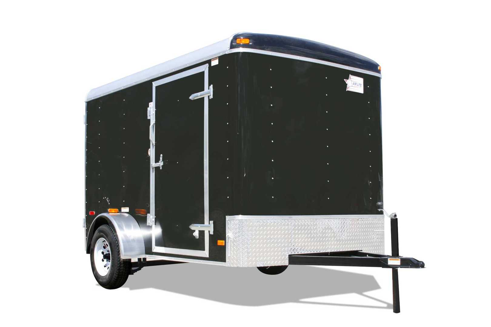Air Lite Family Enclosed Trailers