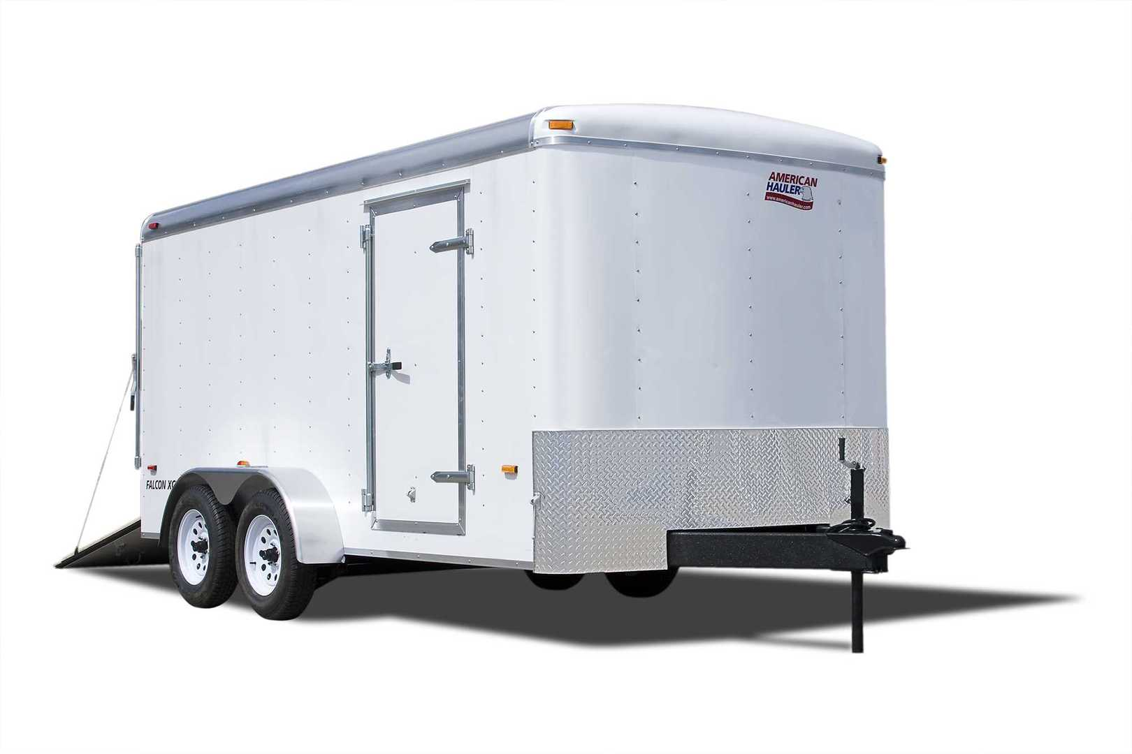 Falcon AFX Family Enclosed Trailers
