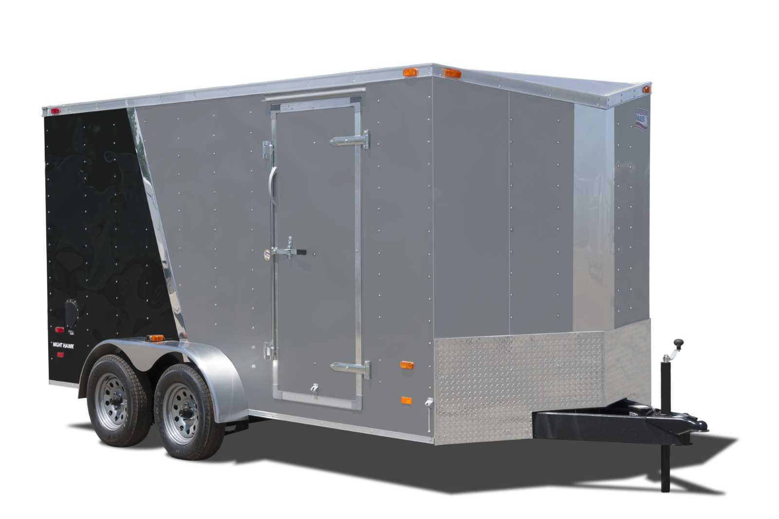 Night Hawk Family Enclosed Trailers